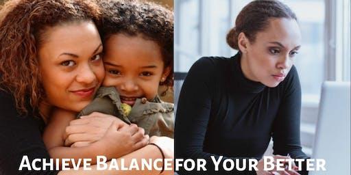 Balance For Better Part 2 Luncheon