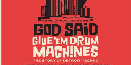Concert of Colors Day Pass Screenings: God Said Give 'Em Drum Machines tickets