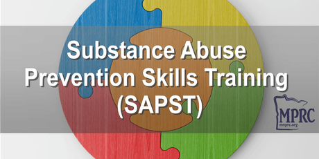 Substance Abuse Prevention Skills Training (SAPST) -Minneapolis tickets