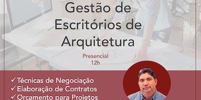 Curso - Gestão de Escritórios de Arquitetura - 2ª EDIÇÃO
