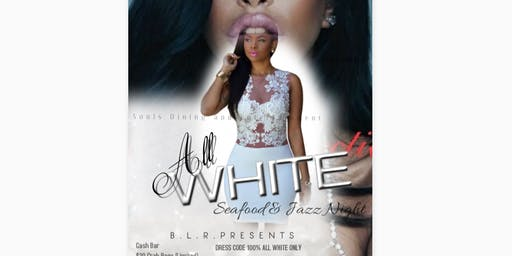 All White Jazz Event