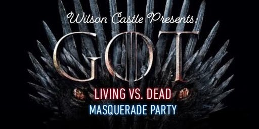 GOT: Living Vs. Dead Masquerade Party