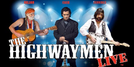 THE HIGHWAY MEN LIVE: A MUSICAL TRIBUTE with Guest Hell Country Truckers tickets
