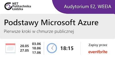 Kurs podstaw Microsoft Azure