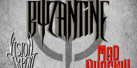 The Kingsland Presents: Byzantine tickets