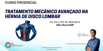 Tratamento Mecânico Avançado na Hérnia de Disco Lombar