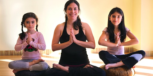 Kaia Family Yoga Classes in Old Greenwich