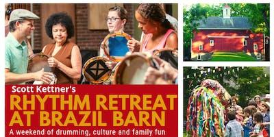 Scott Kettner's Rhythm Retreat 2019 at Brazil Barn