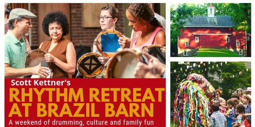 Scott Kettner's Rhythm Retreat 2019 at Brazil Barn