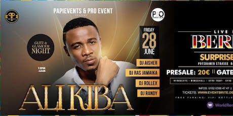 ALIKIBA LIVE in BERLIN Tickets