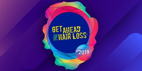 Get Ahead of Hair Loss 2019 tickets