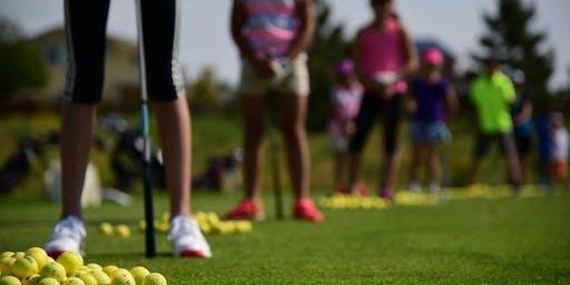 Golf Summer 22nd - 23rd August