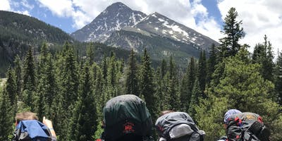 Colorado Backpacking Expedition
