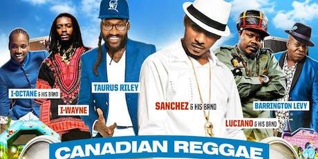 Canadian Reggae SunFest  (Day 1) tickets