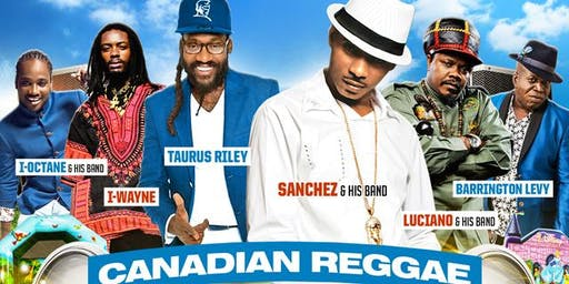 Canadian Reggae SunFest  (Day 1)