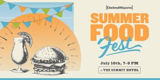 Summer Food Fest