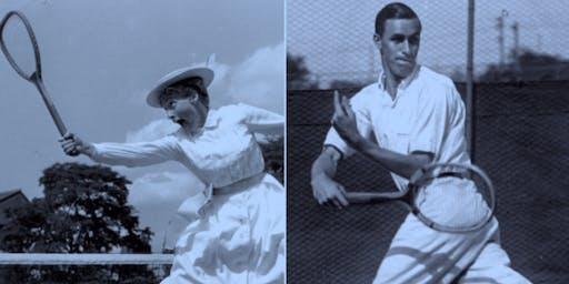 """OTC Lustrumfeest """"Wimbledon White"""""""