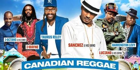 Canadian Reggae Sunfest 2019 (Day2) tickets