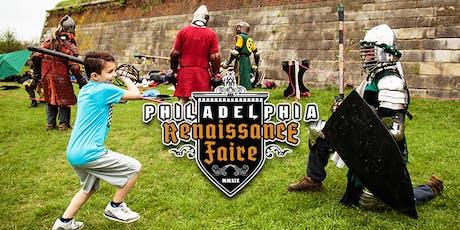 Philadelphia Renaissance Faire 2020 Daily Passes tickets