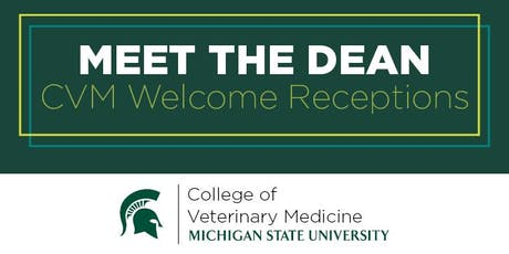 CVM Meet the Dean Reception - Traverse City tickets