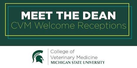 CVM Meet the Dean Reception - Petoskey tickets