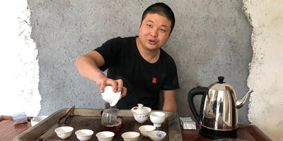 Oolong Tea Class and Tasting