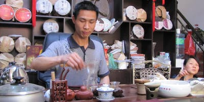 Pu'er Tea Class and Tasting