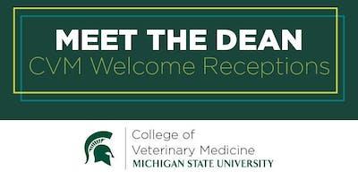 CVM Meet the Dean Reception - Kalamazoo
