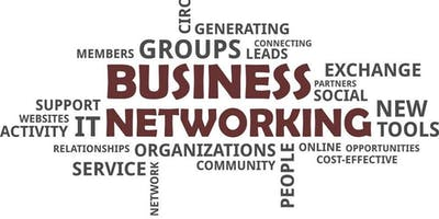 Business Networking Event sponsored by BNI