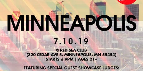 Coast 2 Coast LIVE Artist Showcase Minneapolis, MN - $50K Grand Prize tickets