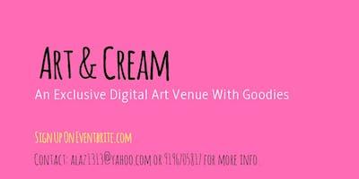 Art & Cream