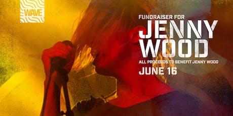 Jenny Wood Benefit tickets