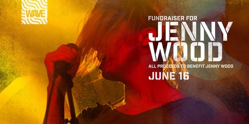 Jenny Wood Benefit
