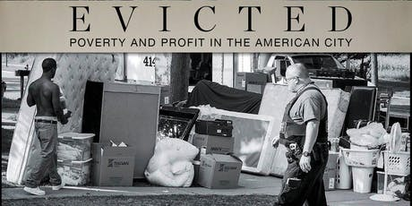 Hard Conversations:  Evicted – Poverty and Profit in the American City tickets