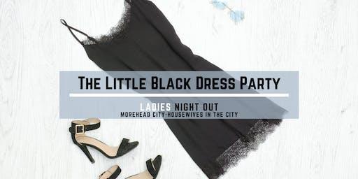 Little Black Dress Networking Soiree @ Off the Hook 7.31.19