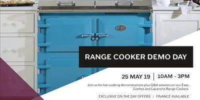 Range Cooker Demo Day