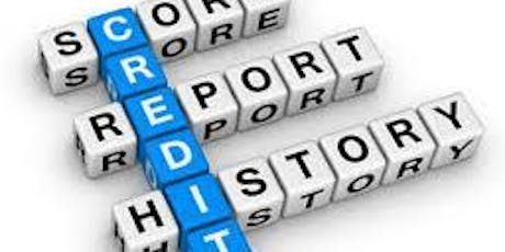 Free Boost Your Credit Online Workshop! tickets