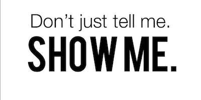 """""""Show Me"""""""