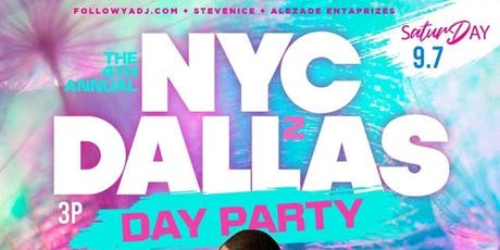 4th Annual NYC to Dallas Day Party @ Altitude Lounge tickets