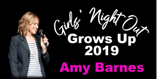 Ladies' Night Out Comedy Event with Amy Barnes in Yucaipa, CA