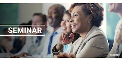 Revere Bank Seminar