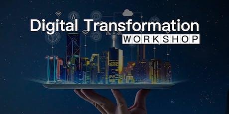 Digital Transformation (DX) Workshop tickets