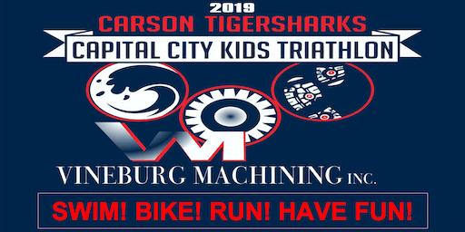 2019 Capital City Kids' Triathlon
