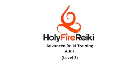 USUI / Holy Fire® III Reiki Level 3 - Advanced Reiki Training ART tickets