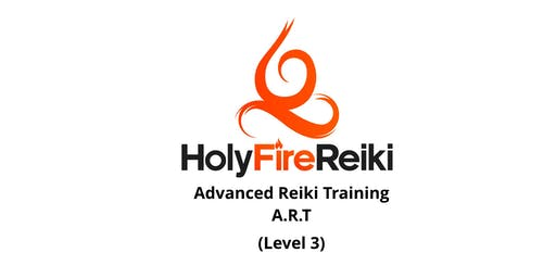 USUI / Holy Fire® III Reiki Level 3 - Advanced Reiki Training ART