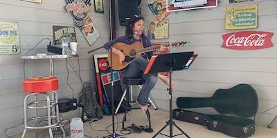 Live Music with Katrina Curtiss