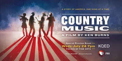 Preview Screening of Country Music with Ken Burns