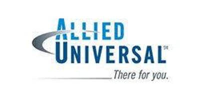 Allied Universal Security Officer - Hiring Event - Open Interviews