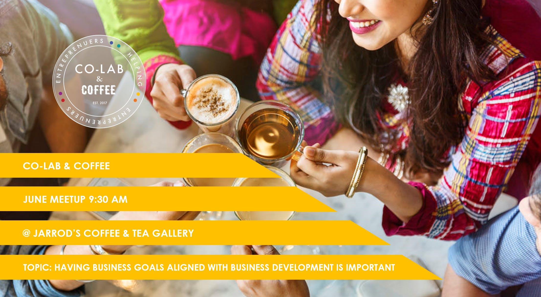CO-LAB & Coffee June Meetup