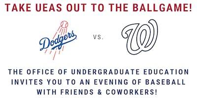 UEAS Washington Nationals Baseball Game